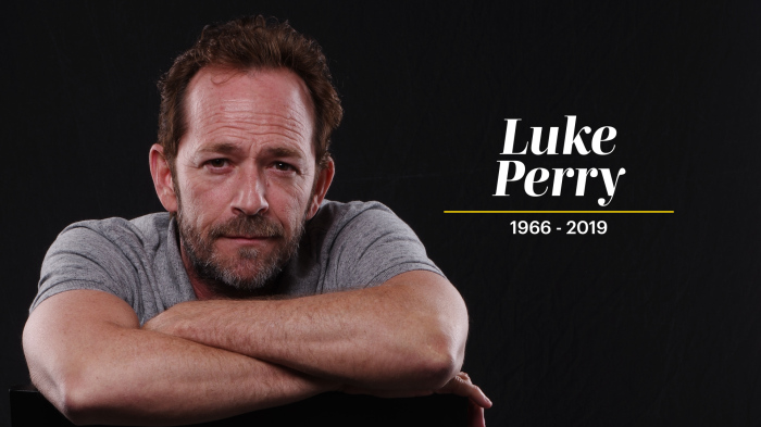 Gen-X, 90210 Star Luke Perry's Death Demonstrates the  Importance of Planning for Incapacity